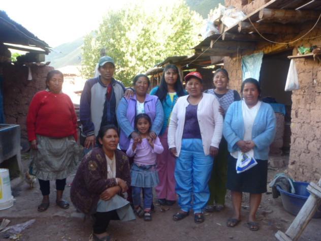 Huaraypata Group