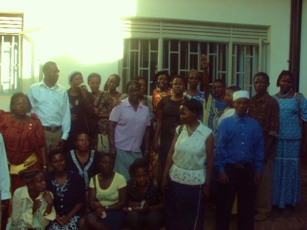 Faith Kalagi Development Group-Mukono