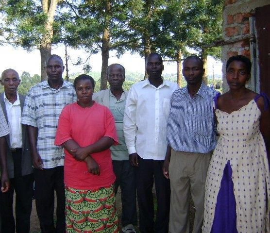 Rwakashoma Tea Growers, Bushenyi Group