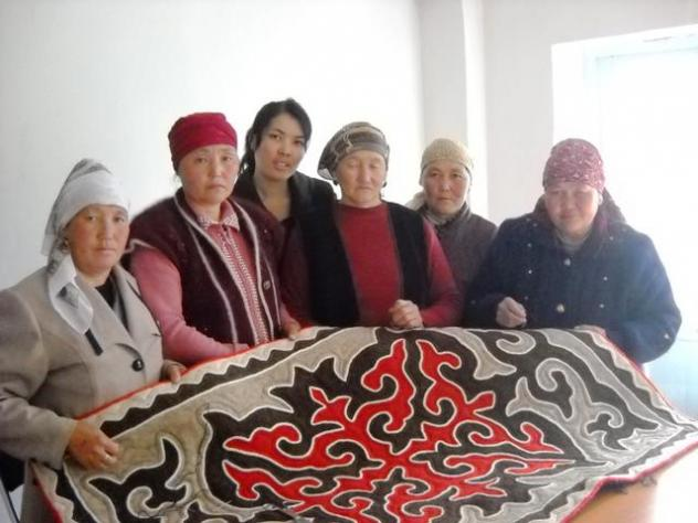 Kurmanbubu's Group