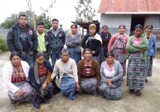 Gaudalupe De Gaucampoy Group