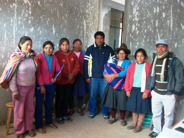 Las Rosas De Calca Group