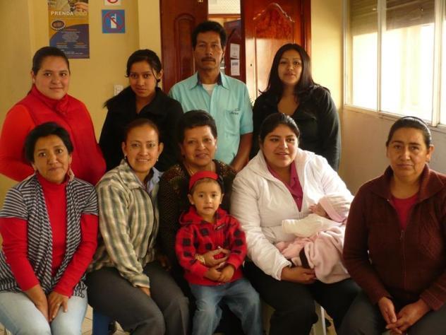 Las Vecinas (Cuenca) Group