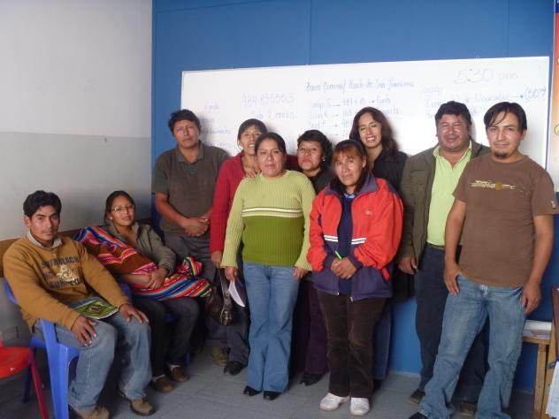 Kantu De San Jeronimo Group