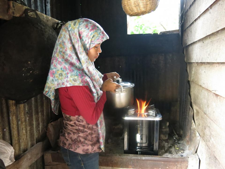 Prime Cookstoves - Indonesia | Kiva